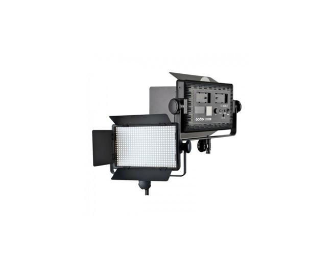 نور ثابت و LED