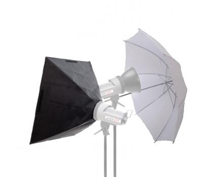 انواع چتر و سافت باکس