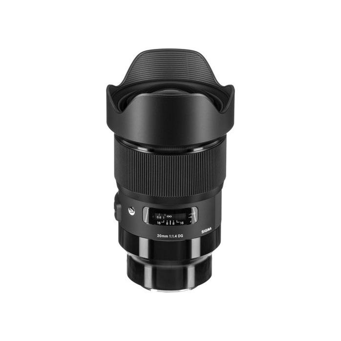 لنز Sigma 20mm f/1.4 DG HSM Art for SONY E