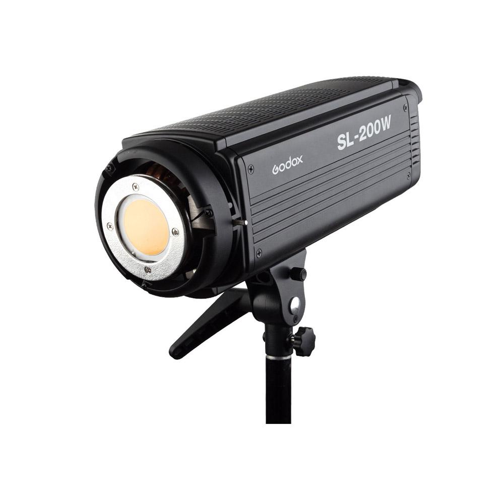 نور ثابت Godox SL-200 LED با کلوین 5600