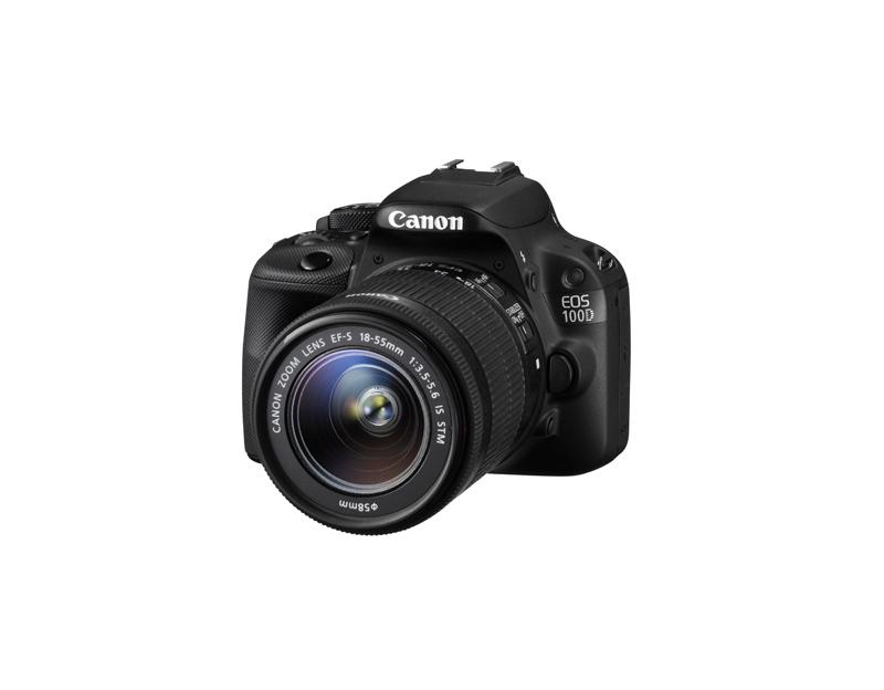 دوربین کانن EOS 100D