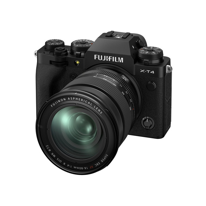 دوربین Fujifilm X-T4 + 16-80mm