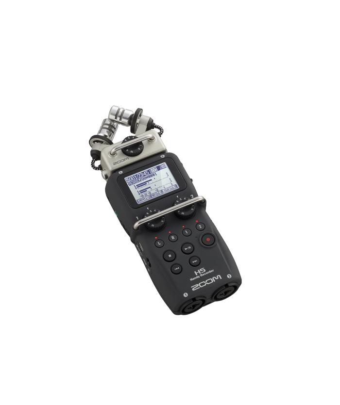 رکوردر صدا Zoom H5 |