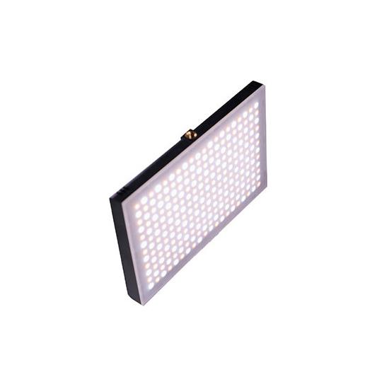 نور LED مدل LUXCEO P02 (دارای باتری داخلی با قابلیت استفاده بعنوان پاوربانک)