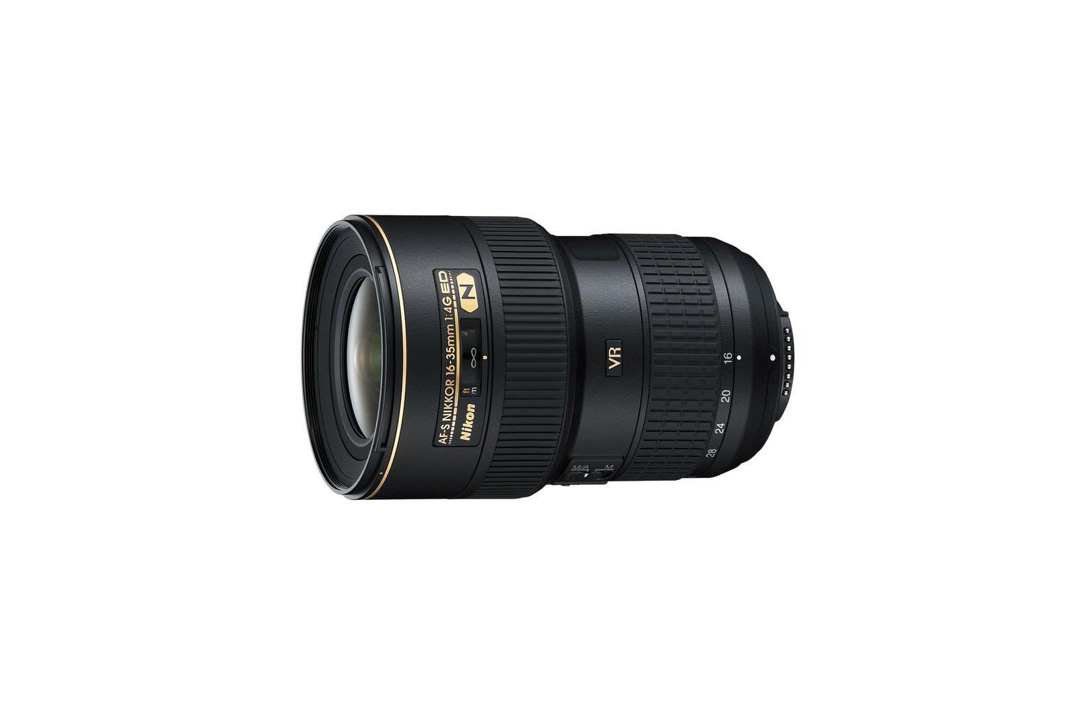 لنز Nikon AF-S 16-35mm f/4 G ED VR