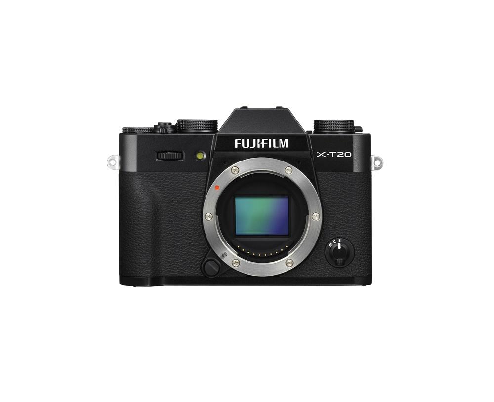 بدنه دوربین FUJIFILM X-T20