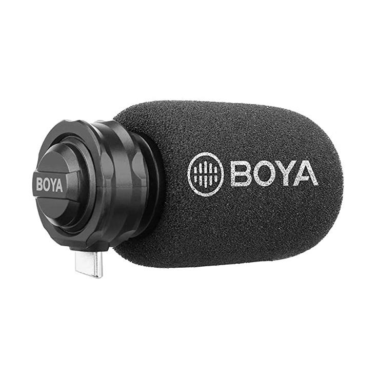 میکروفون موبایلی بویا مدل BY-DM100