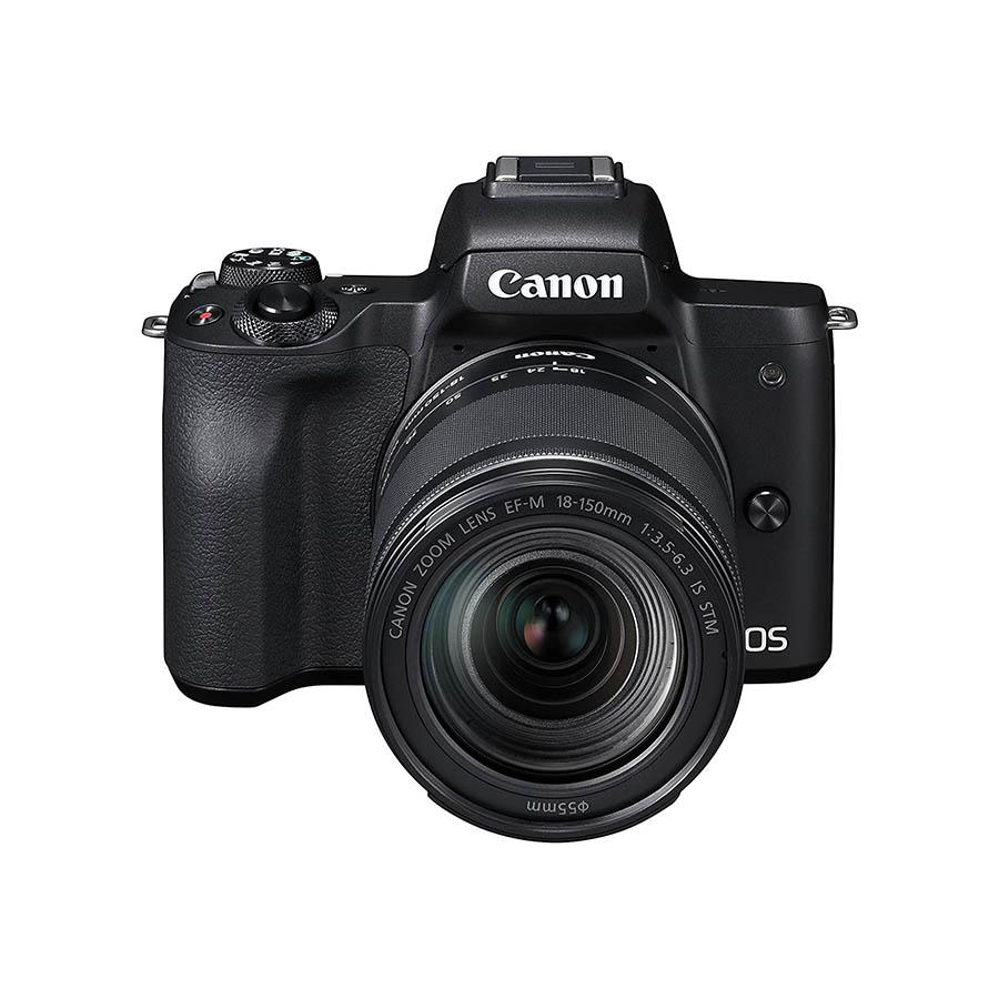 دوربین بدون آینه کانن EOS M50 + 18-150mm