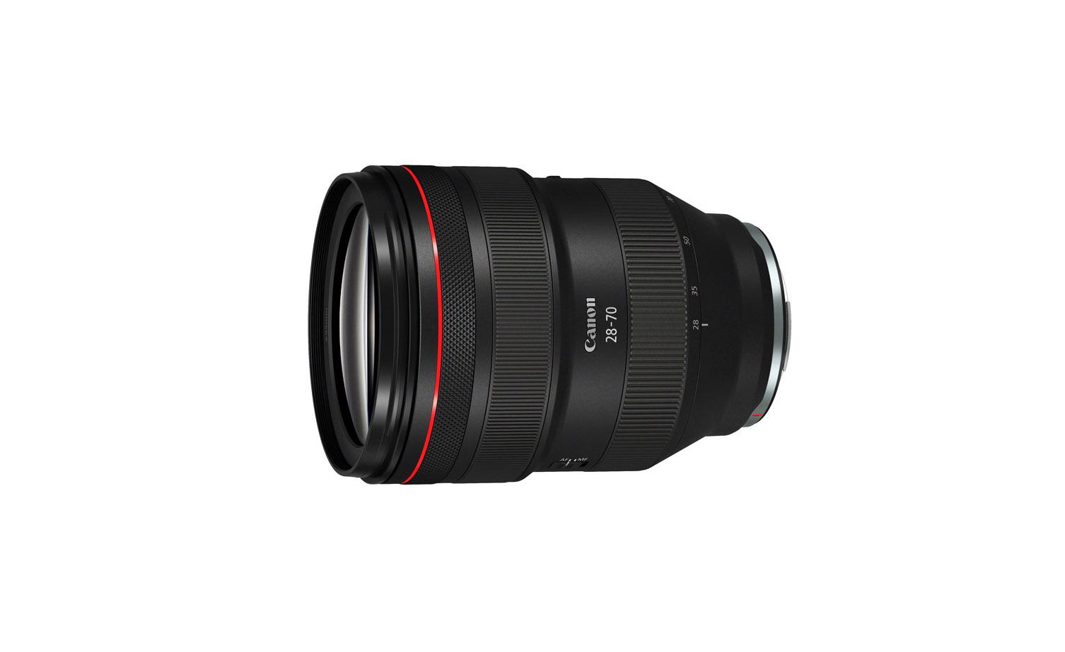 لنز Canon RF 28-70mm f/2 L USM