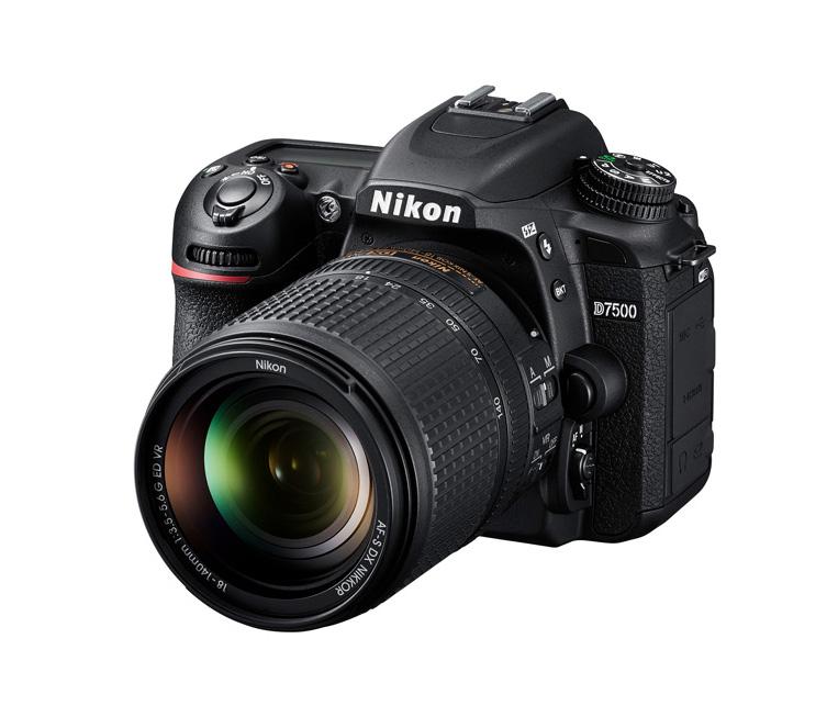 دوربین نیکون D7500 + 18-140mm VR
