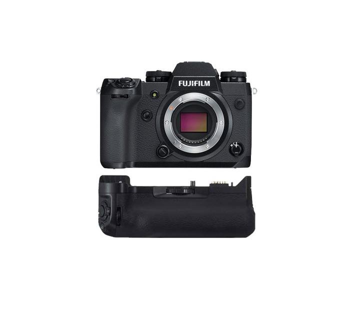 دوربین بدون آینه FUJIFILM X-H1 به همراه گریپ باتری