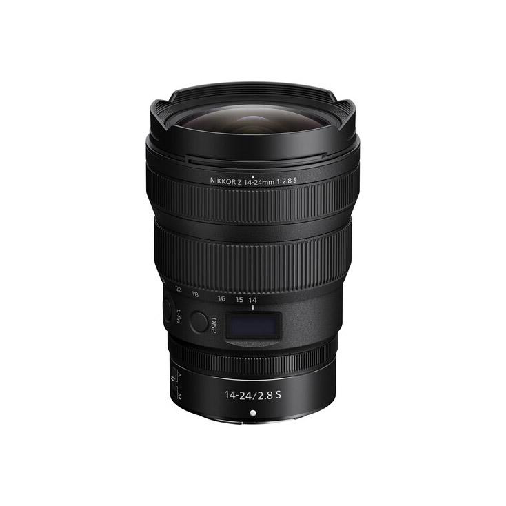 لنز Nikon NIKKOR Z 14-24mm f/2.8 S