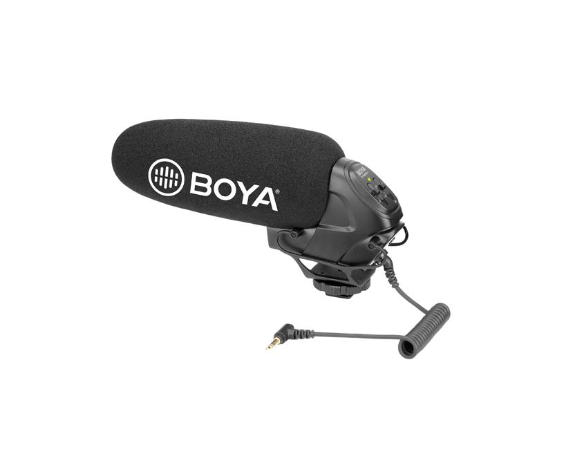 میکروفون شات گان بویا مدل BY-BM3031