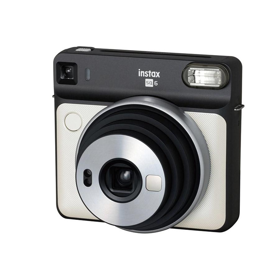 دوربین چاپ سریع دیجیتال فوجی Instax SQ6 (سفید)