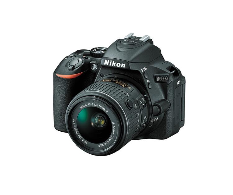 دوربین نیکون D5500 +18-55mm VR