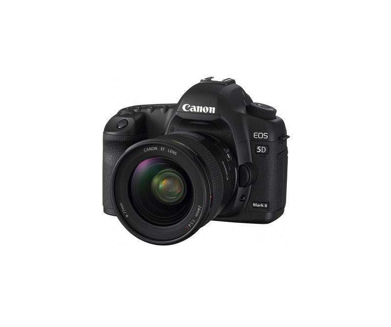 دوربین کانن EOS 5D Mark II