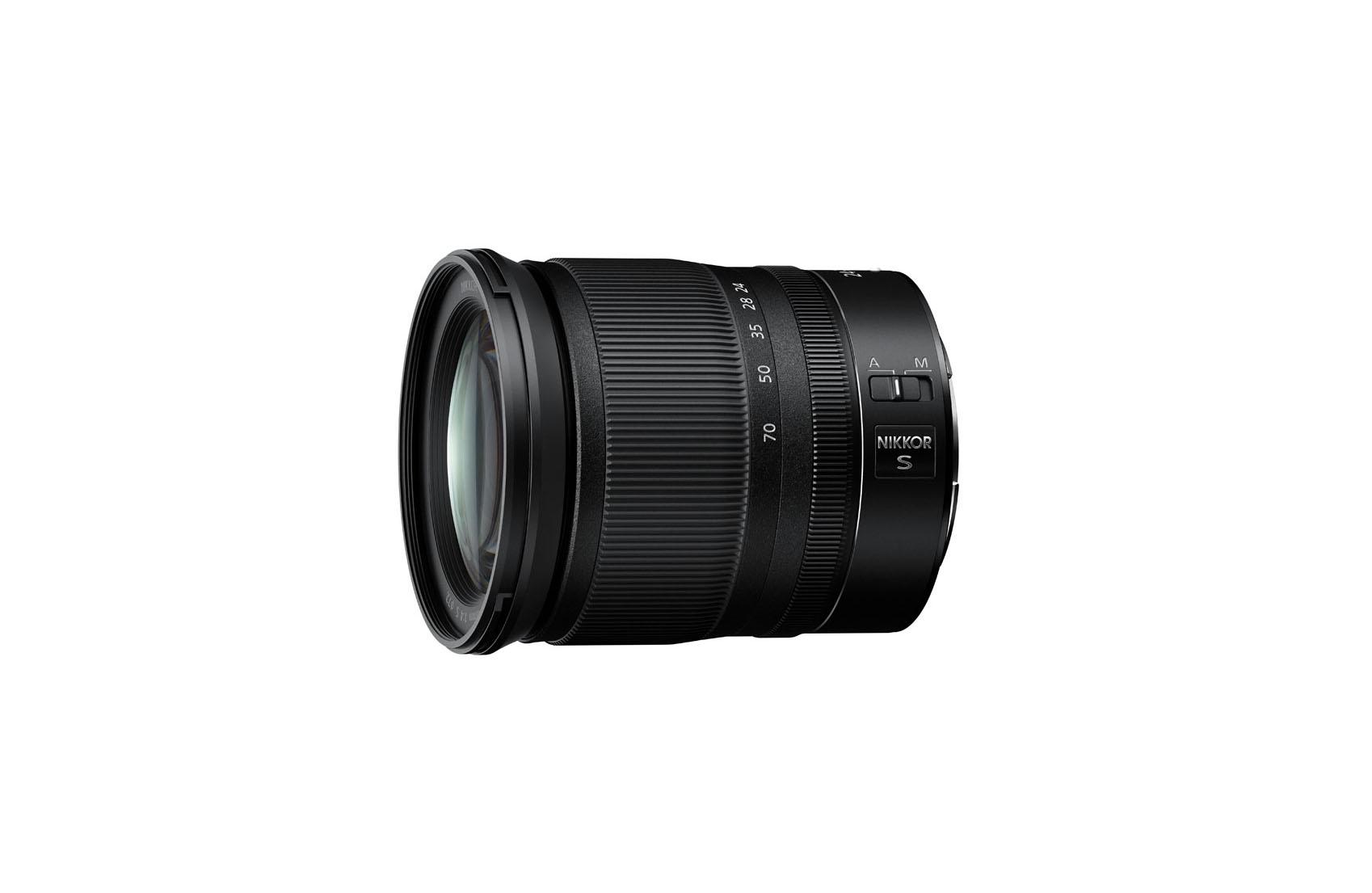 لنز Nikon Z 24-70mm f/4 S