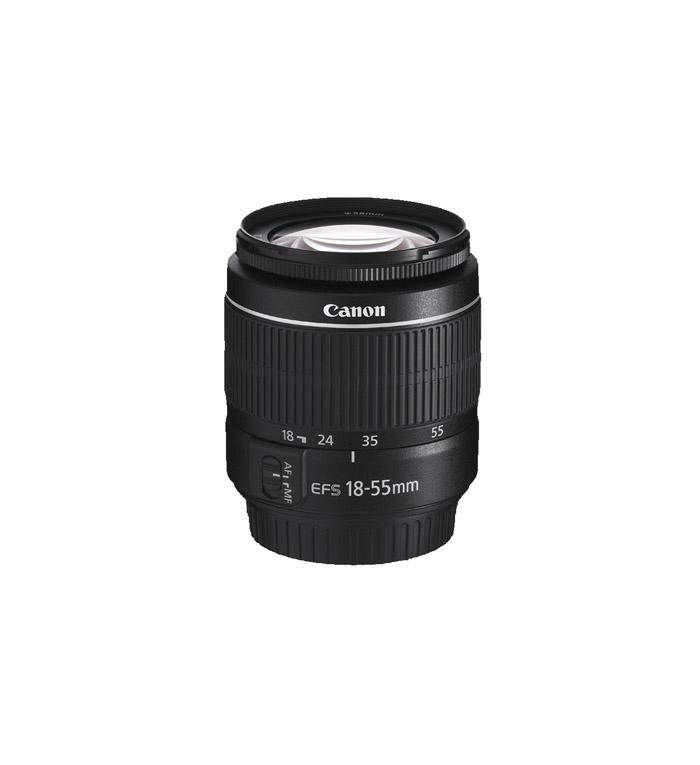لنز Canon EF-S 18-55mm f/3.5-5.6 III