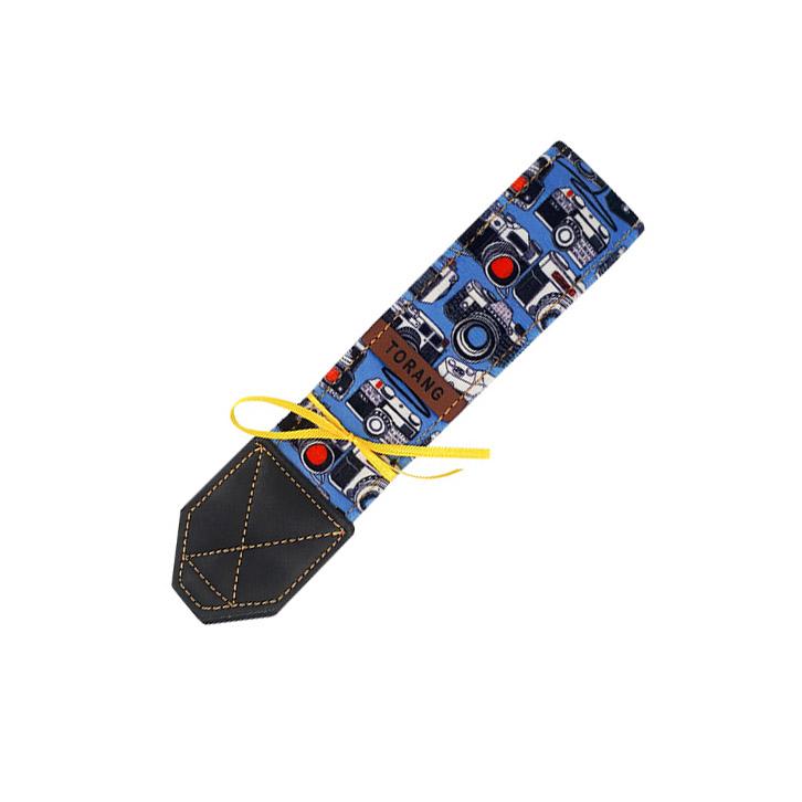 بند دوربین دست ساز ترنگ مخمل کد T260