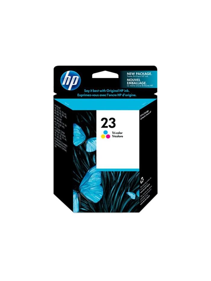 کارتریج جوهرافشان رنگی اچ پی HP 23
