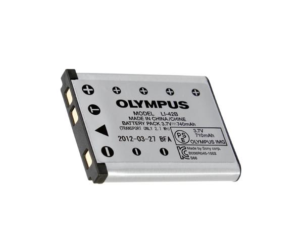 باتری دوربین Olympus LI-42B