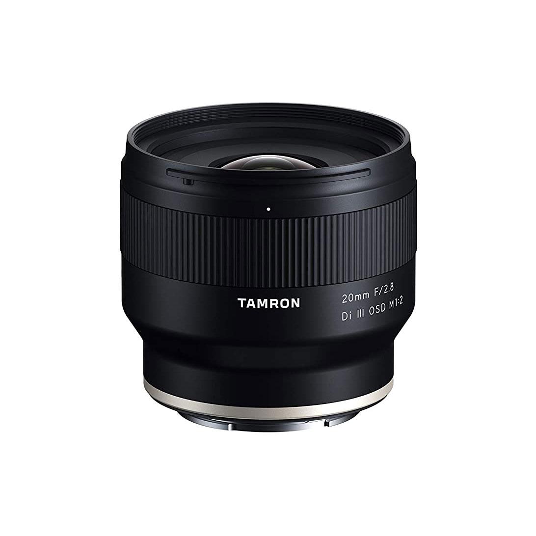 لنز Tamron 20mm f/2.8 Di III OSD M 1:2 Lens for Sony E