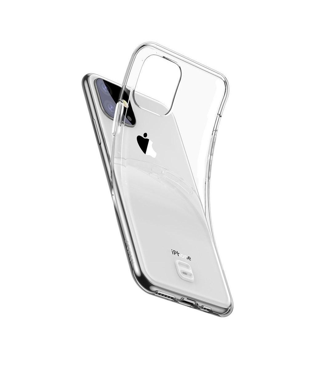 کاور باسئوس مدل WIAPIPH65S-QA02 مناسب برای گوشی موبایل اپل iPhone 11 Pro Max
