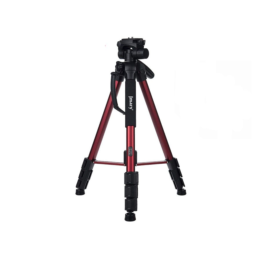 سه پایه دوربین جی ماری مدل KP-2264 (قرمز)
