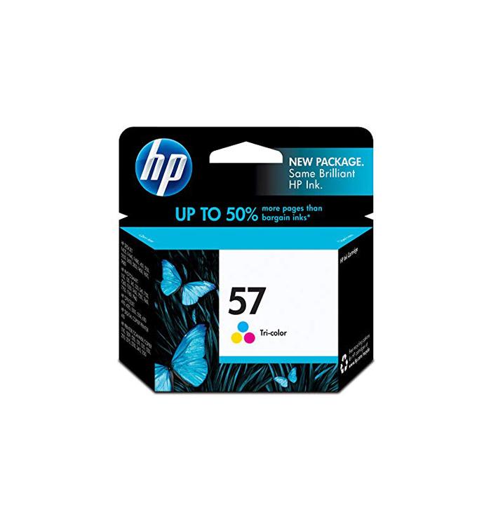 کارتریج جوهرافشان اچ پی رنگی HP 57