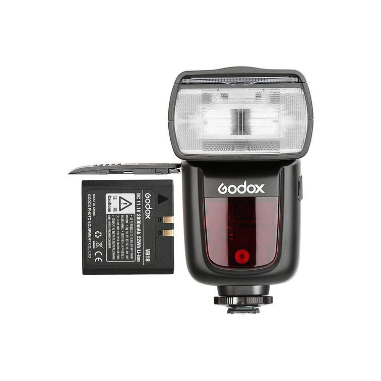 فلاش اکسترنال Godox V860II C برای کانن (دست دوم)