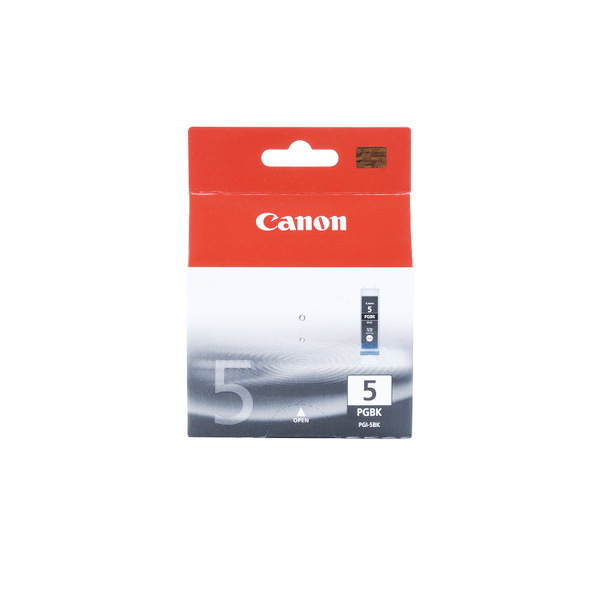کارتریج جوهر افشان کانن مشکی Canon PGI-5 BK