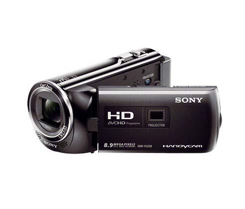 دوربین فیلم برداری سونی HDR-PJ230 (دست دوم)