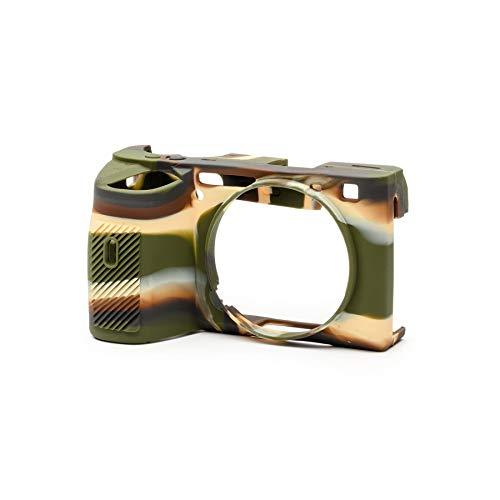 کاور سیلیکونی برای دوربین سونی a6600 (سبز)