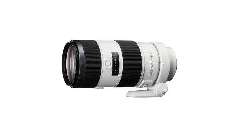 لنز SONY 70-200mm f/2.8 G SSM II
