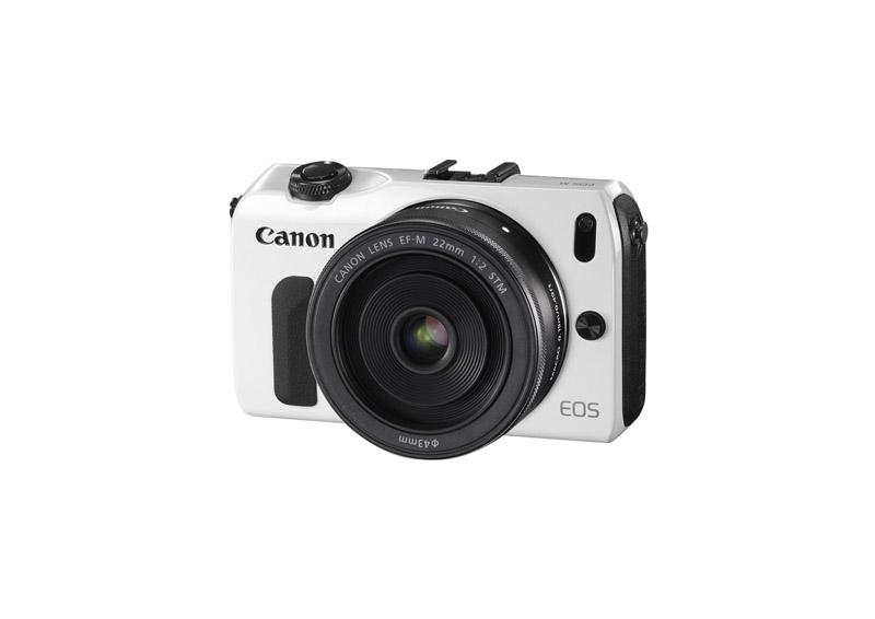 دوربین کانن EOS M