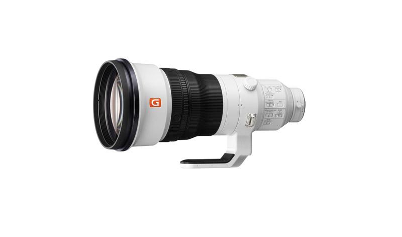 لنز SONY FE 400mm f/2.8 GM OSS