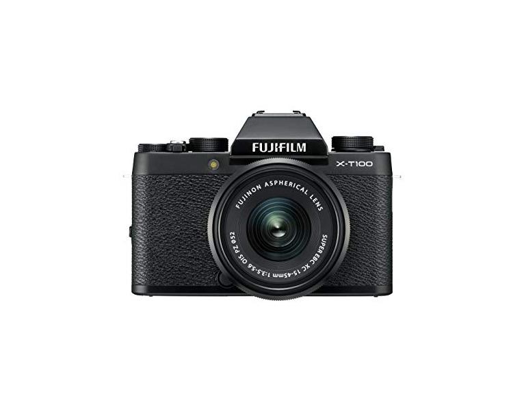 FUJIFILM X-T100 + 15-45mm