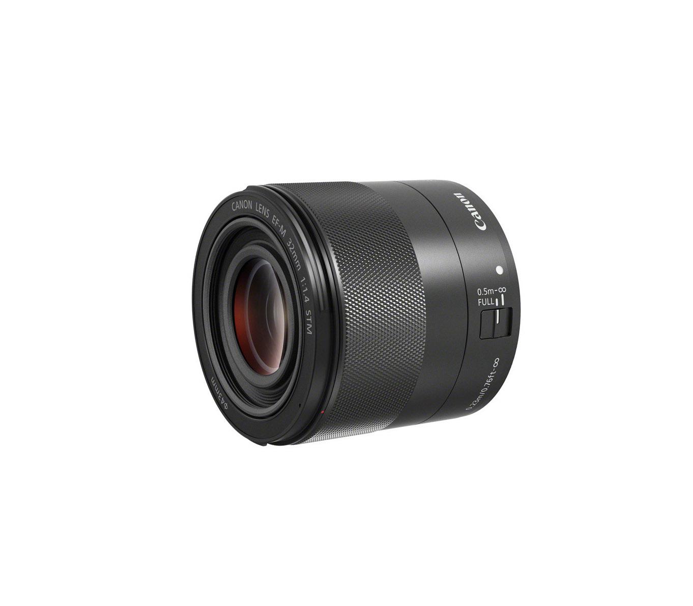 لنز Canon EF-M 32mm f/1.4 STM