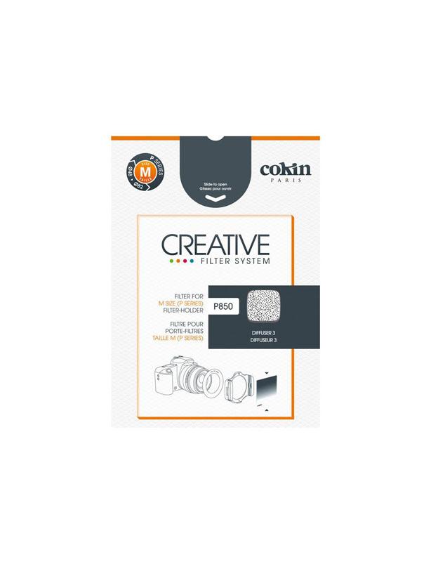 Cokin Diffuser 3 P850