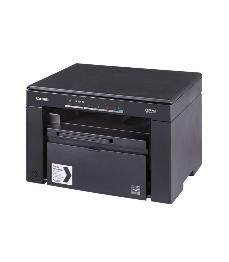 پرینتر چندکاره لیزری کانن مدل i-SENSYS MF3010 | Canon i-SENSYS MF3010 Multifunction Laser Printer
