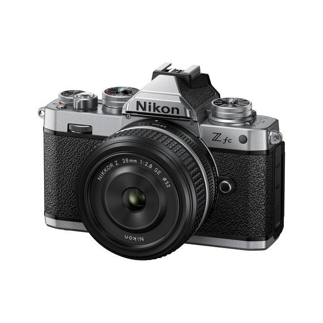 دوربین بدون آینه Nikon Z fc به همراه لنز 28mm