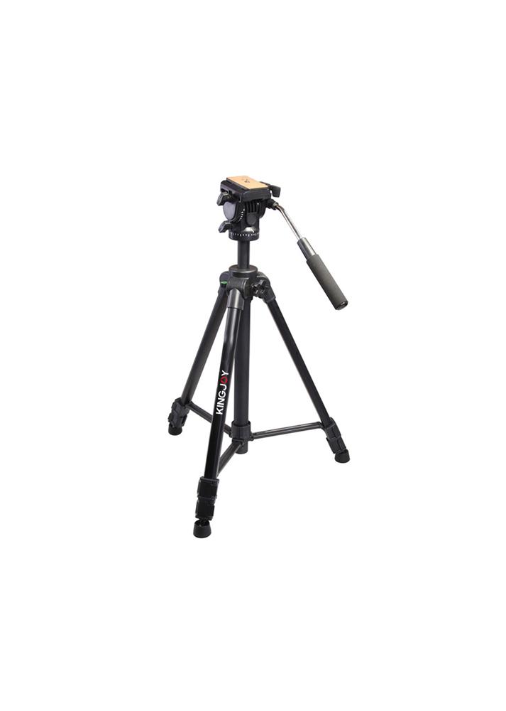 سه پایه فیلمبرداری و عکاسی کینگ جوی مدل VT-866