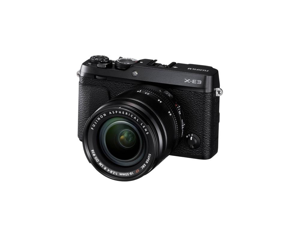 دوربین FUJIFILM X-E3 + 18-55mm
