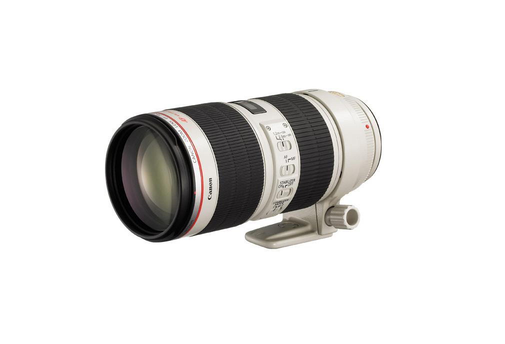 لنز Canon EF 70-200mm f/2.8 L IS II (دست دوم)