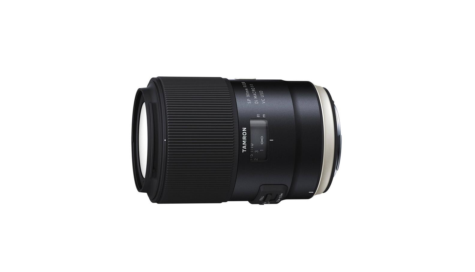 لنز Tamron SP 90mm f/2.8 Di VC USD Macro for Canon