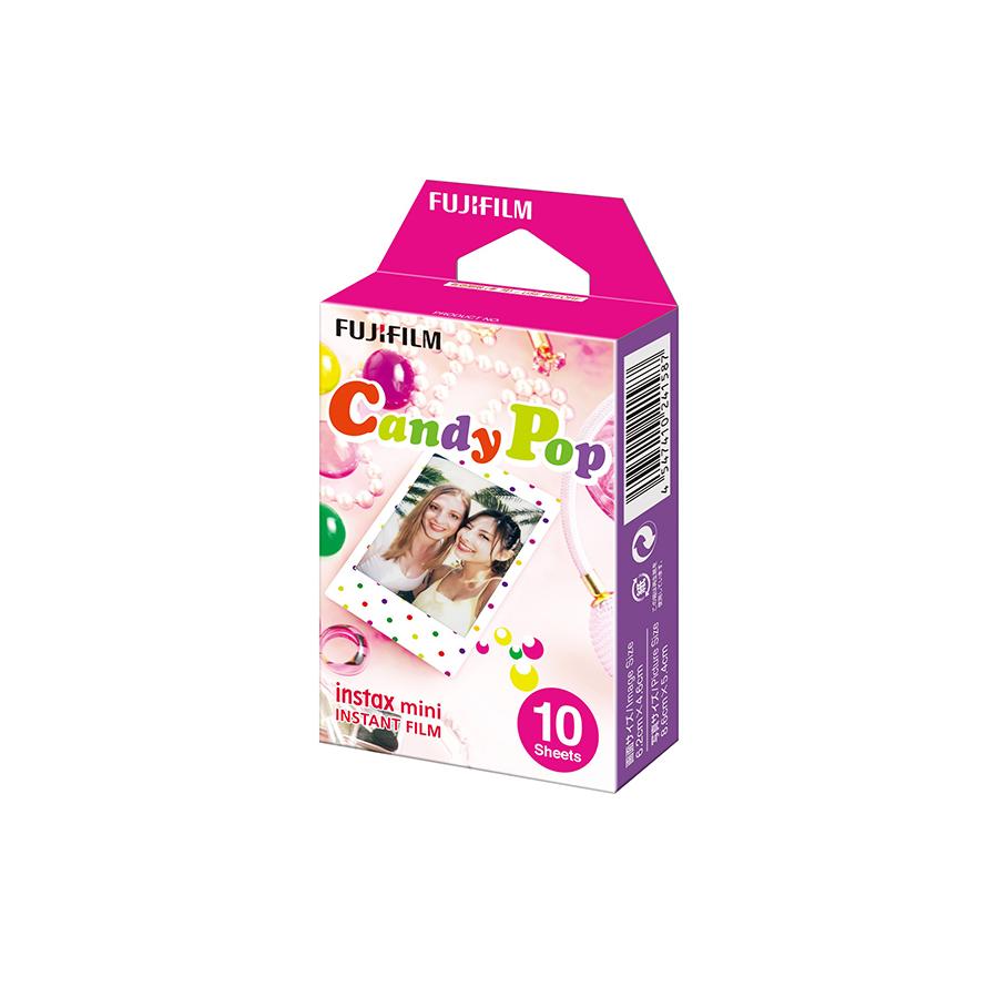 کاغذ عکس فوجیفیلم instax mini مدل Candy Pop