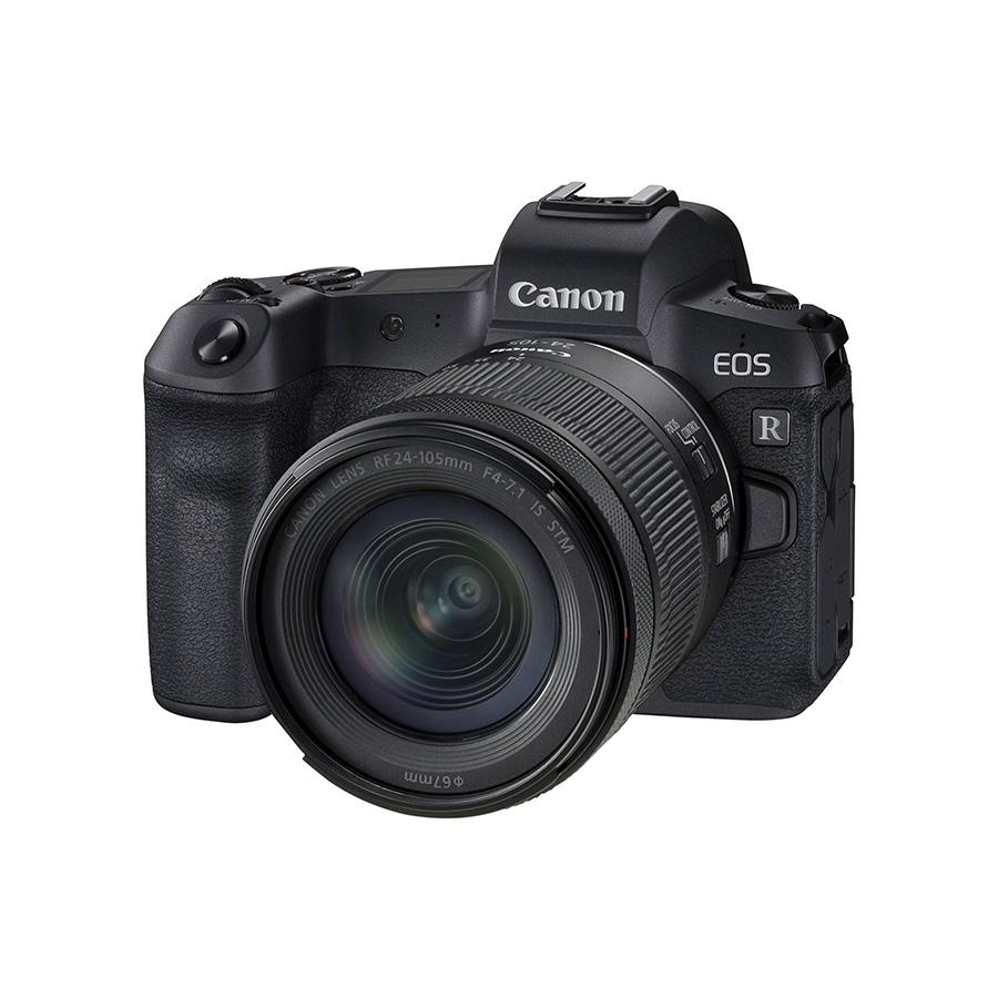 دوربین Canon EOS R به همراه لنز RF 24-105mm f/4-7.1 IS STM