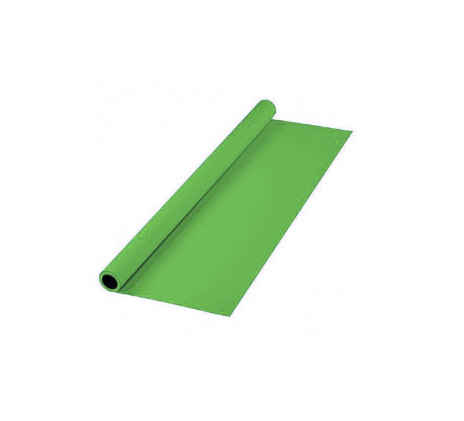 پرده سبز 2x3 لوله پلاستیکی (فون مخمل)