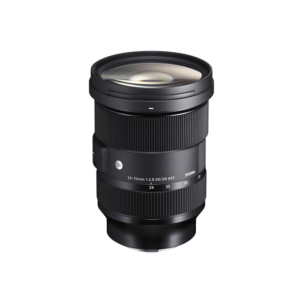 لنز سیگما مدل Sigma 24-70mm f/2.8 DG DN Art مانت سونی E