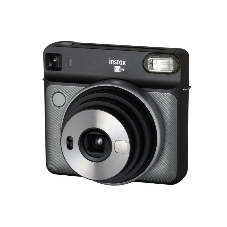 دوربین چاپ سریع دیجیتال فوجی Instax SQ6 (خاکستری)